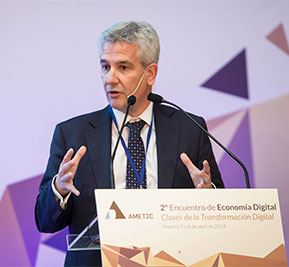 Alfonso Ganzábal, Director General de Sisteplant Innovative Technologies