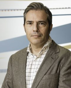 Iván Rejón, Director de Estrategia, Marketing y Comunicación de Ericsson Iberia