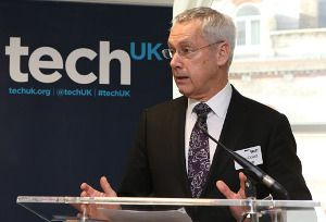 Julian David, CEO de TechUK