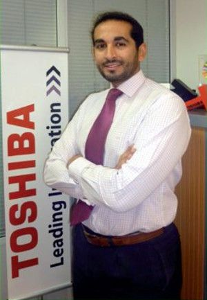 Miguel Sarwat Director de Marketing de Toshiba Tec Spain