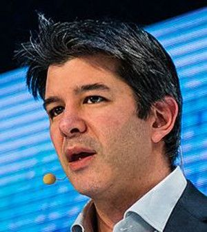 Travis Kalanick co-fundador y ex-CEO de Uber
