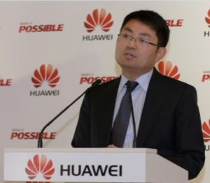 Walter Ji, presidente de Huawei Consumer Business Group en Europa Occidental