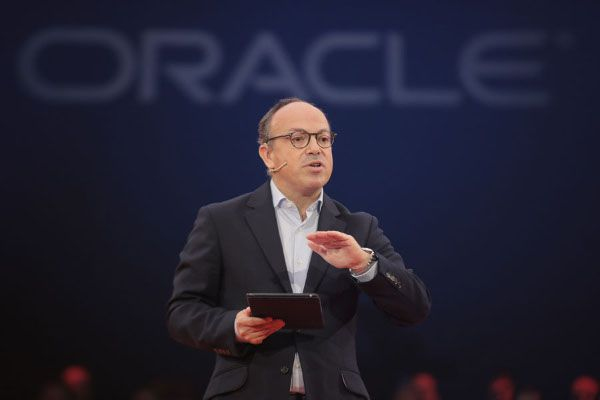 Leopoldo Boado, Country Manager de Oracle España en el Oracle Digital Day 2018