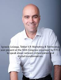 Ignacio Loizaga Chief Marketing de Teldat